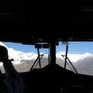 А вокруг Гималаи