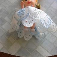 Парафиновые туфельки для куколки