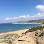 Просто замечательный пляж