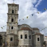 Церковь Св.Лазаря в Ларнаке