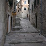 Улочки Старого града