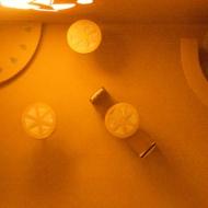 Фрагмент кафе. М 1:20. Вид сверху