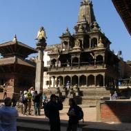Durbar Square (Дворцовая площадь)
