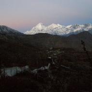 5 утра. Идём на перевал Торунг Ла